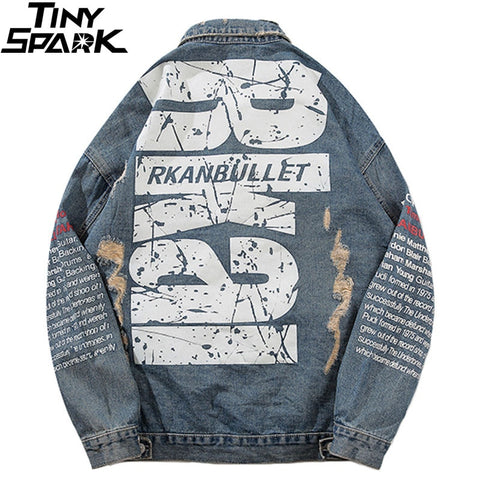 Denim jacket Homme