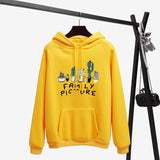 New 2018 Fashion Corduroy Long Sleeves Oh Yes Letter Printing Harajuku Girl Light Yellow Pullovers Tops O-neck Woman Sweater
