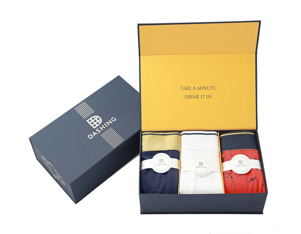 Dashing Prelaunch Limited Edition Sampler Set - Men's Brief (Pack of 3)