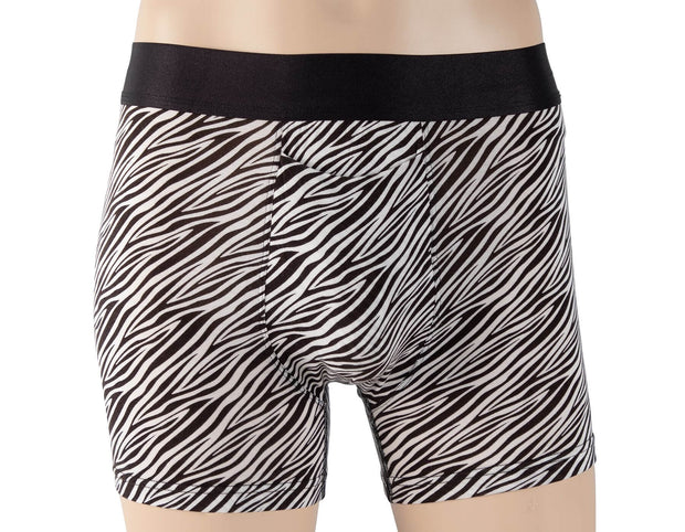 Boxer Brief - Tencel Lyocell - Zebra