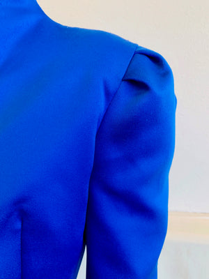 Cobalt Treasure Jacket