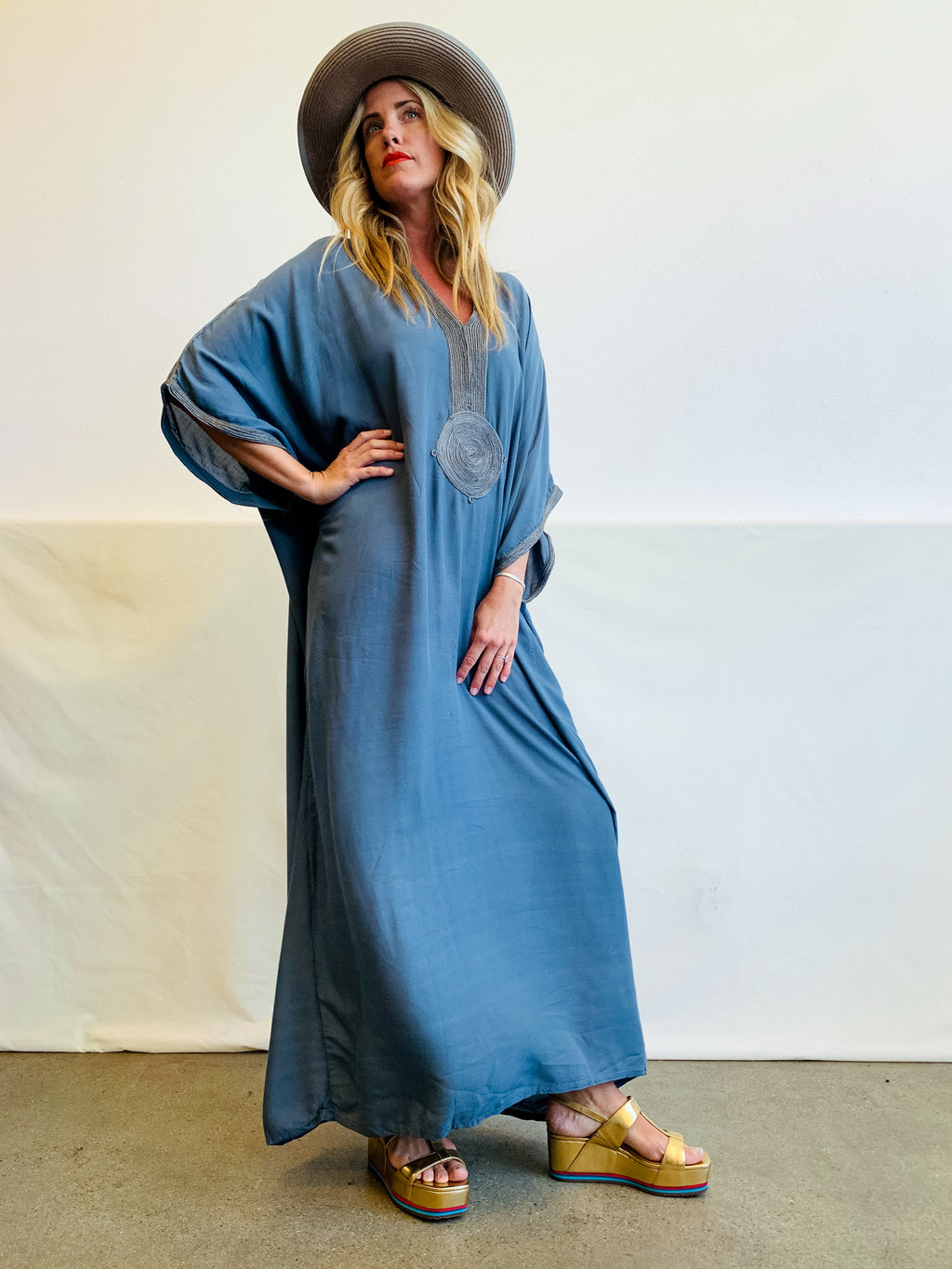 Medallion Caftan