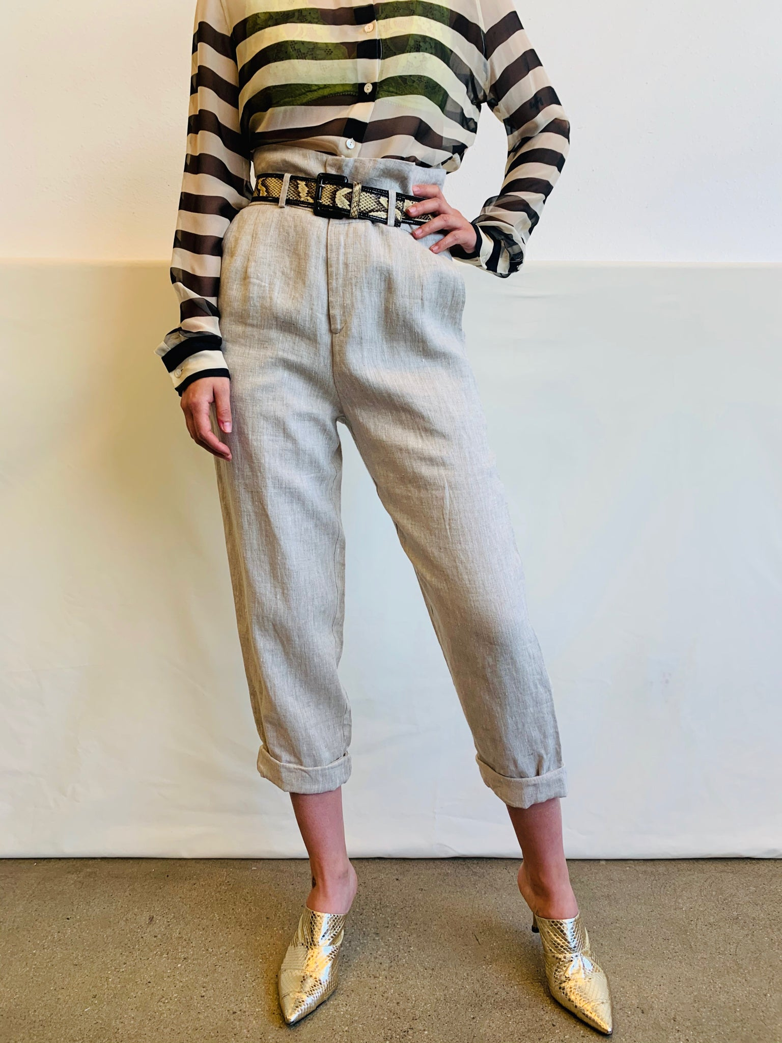 Reformation Fisher Pant