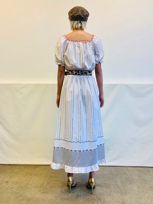 Vintage Brunch Date Dress