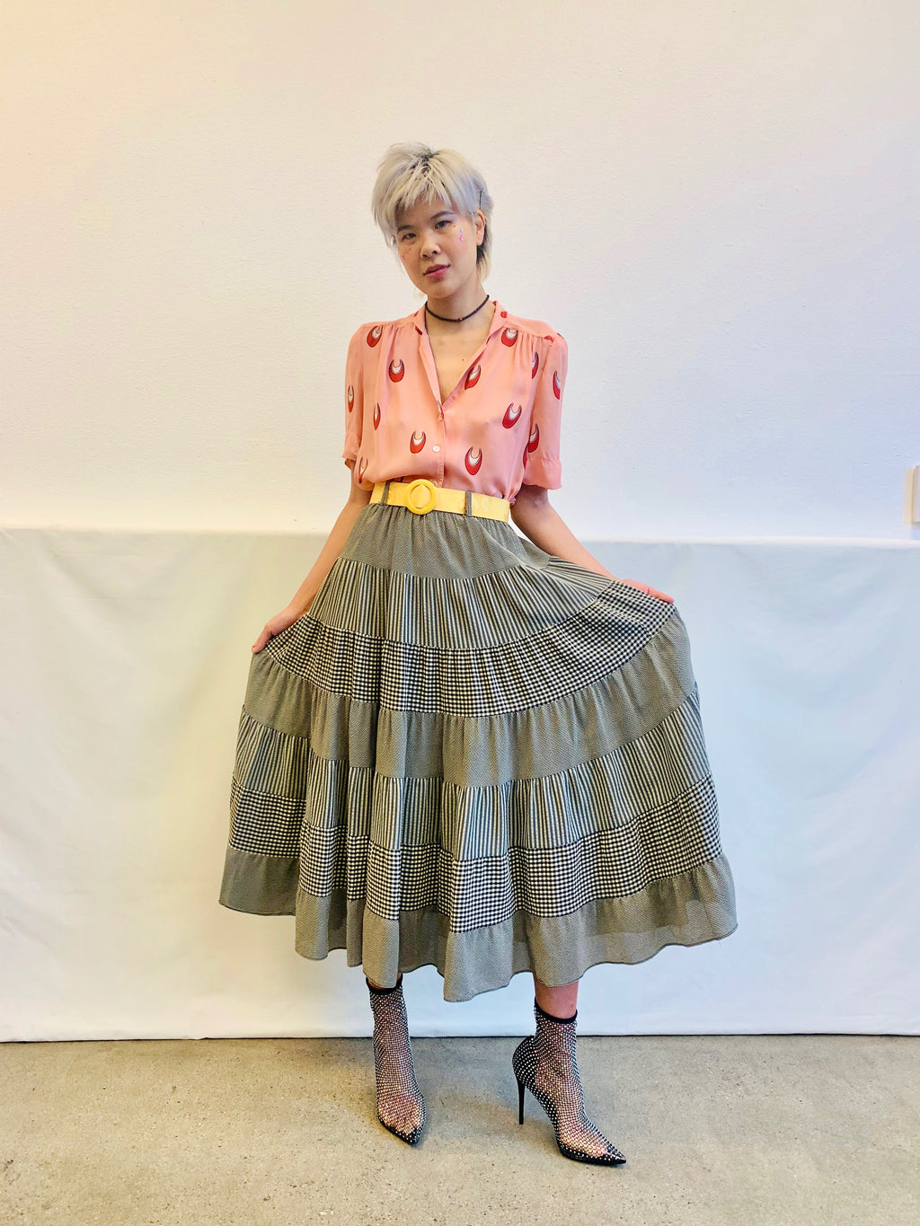 Vintage Craft Time Skirt