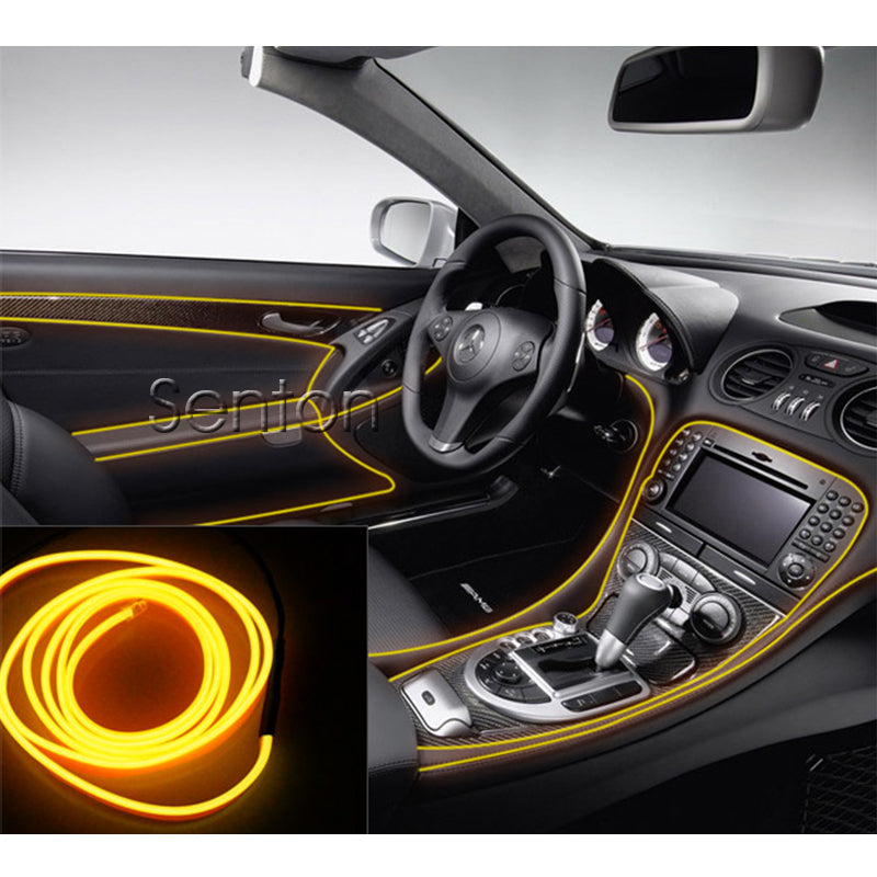 Car Interior Atmosphere Lights Styling For cars, suv and trucks
