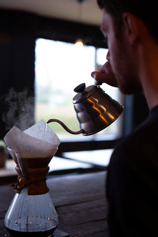 Ue Coffee Roasters, Chemex, drip coffee