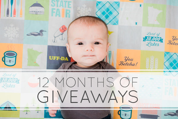 12 Months of Giveaways – abbey's house