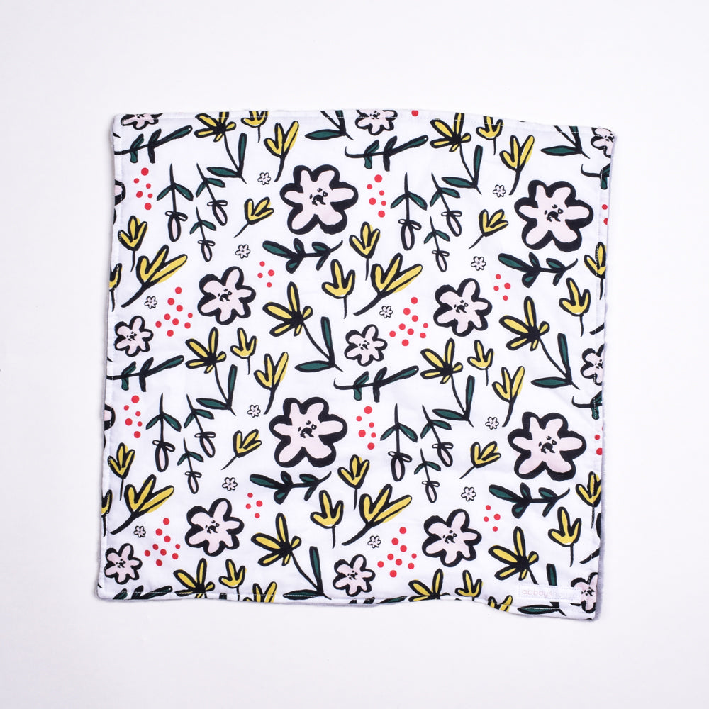 Floral Security Blanket