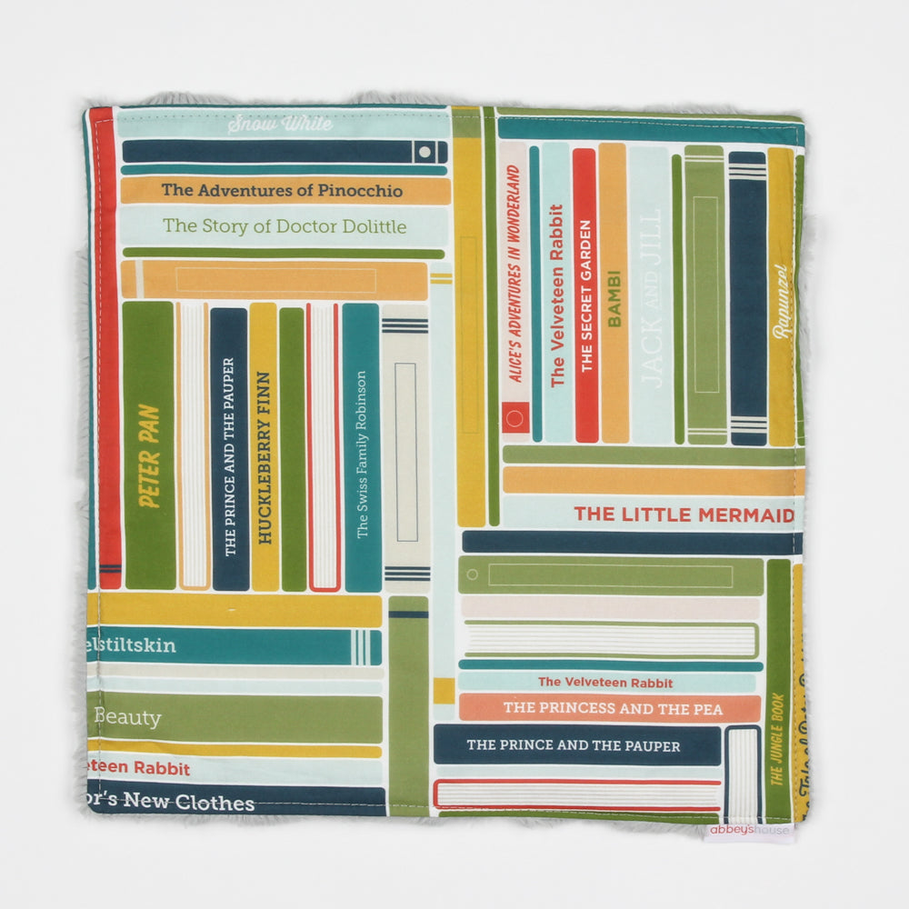 Books Security Blanket