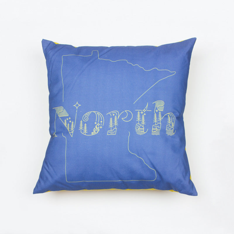 Minnesota North Pillow Cover