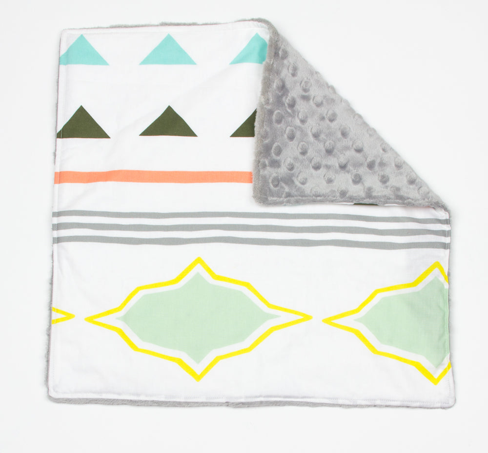 Colorful Geometric Security Blanket