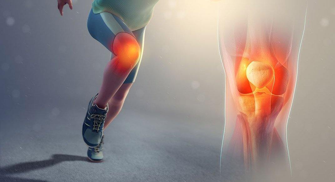 What is the best treatment for tendonitis of the knee?