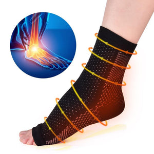 Plantar Fasciitis Socks with Arch Support for Men & Women - Best 24/7 Compression Socks Foot Sleeve for Aching Feet & Heel Pain Relief - Washes Well, Holds Shape & Better Than a Night Splint - Pistong.com - Online Shopping for You