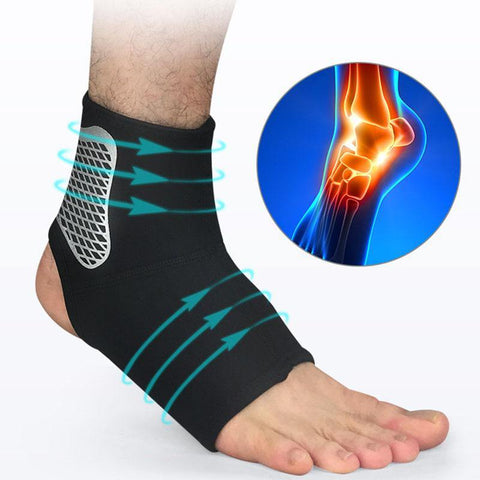 Ankle Brace for Women and Men - Ankle Brace Stabilizer, Lace Up Adjustable Support – for Running,Basketball,Volleyball Ankle Braces, Ankle Support,Injury Recovery, Ankle Brace for Sprained Ankle - Pistong.com - Online Shopping for You