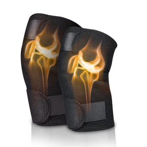 Self Heating Knee Pads - Compression Knee Sleeve with Adjustable Strap for Pain Relief, Meniscus Tear, Arthritis, ACL, MCL, Quick Recovery - Knee Support for Running, Basketball, Crossfit - Pistong.com - Online Shopping for You
