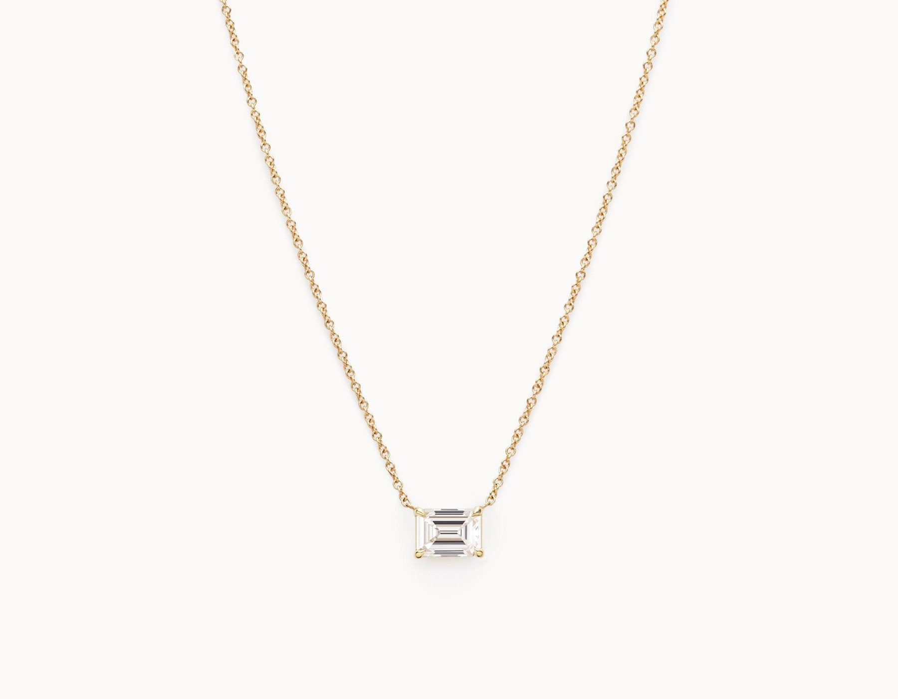 necklace p necklaces gold ct solitaire in v pendant diamond