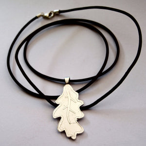 Oaks of Righteousness, Necklace 06