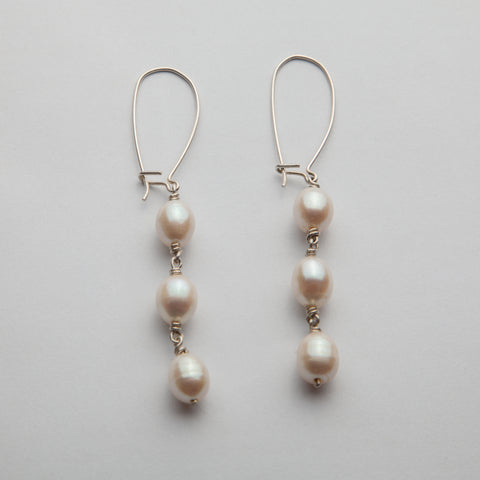 Pearl of Great Price, Earrings 03