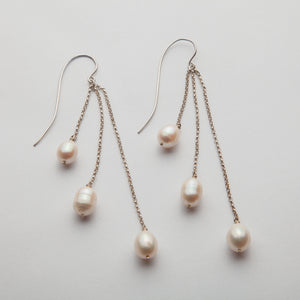 Pearl of Great Price, Earrings 05