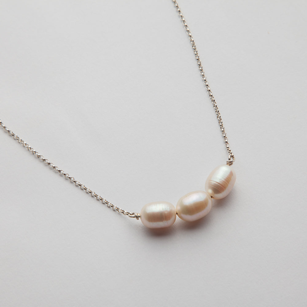 Pearl of Great Price, Necklace 03