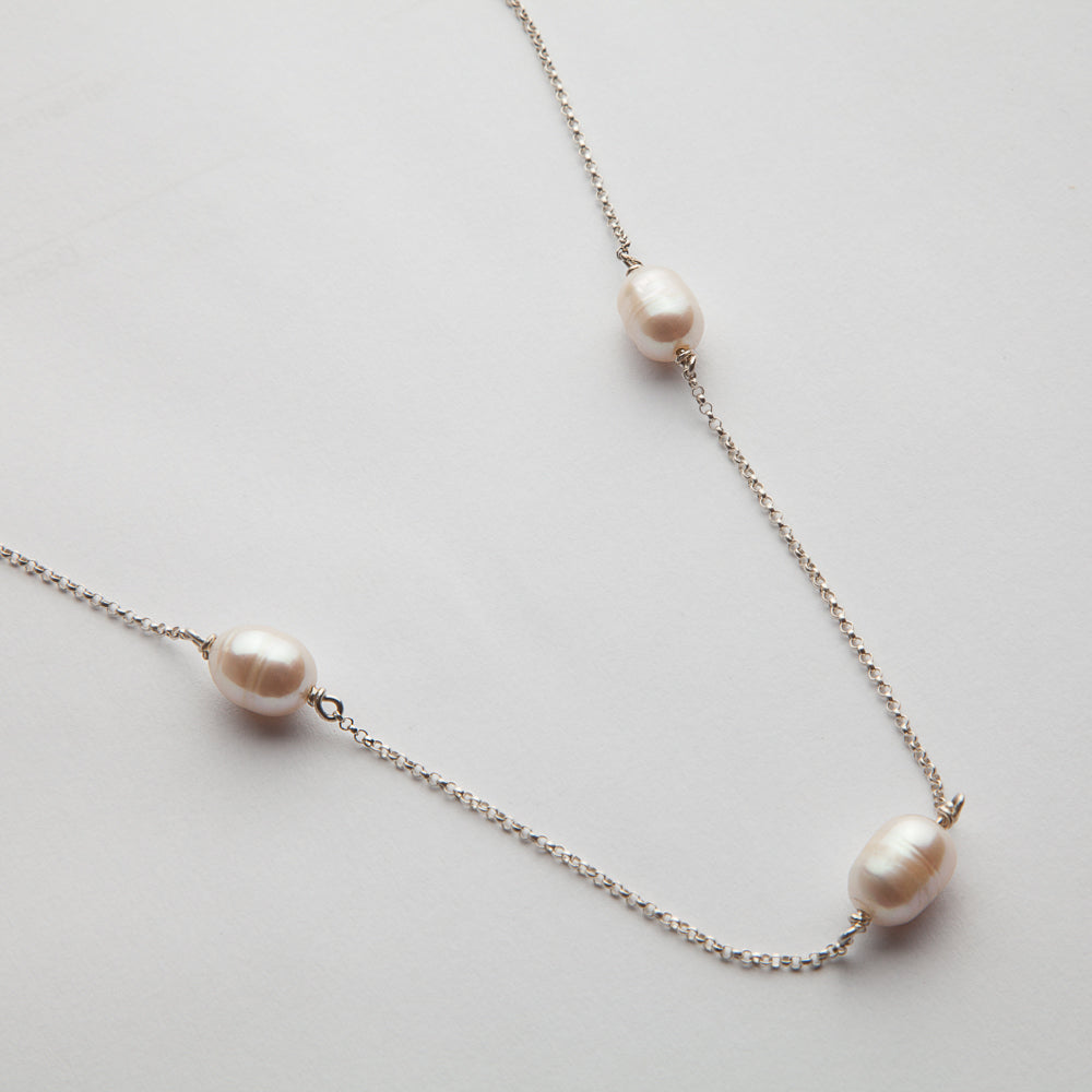 Pearl of Great Price, Necklace 04