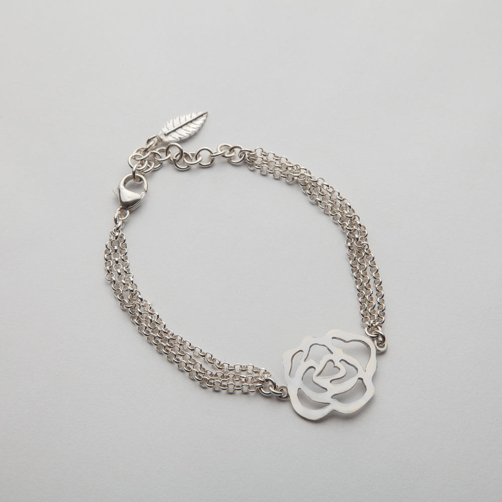 Rose of Sharon, Bracelet 01