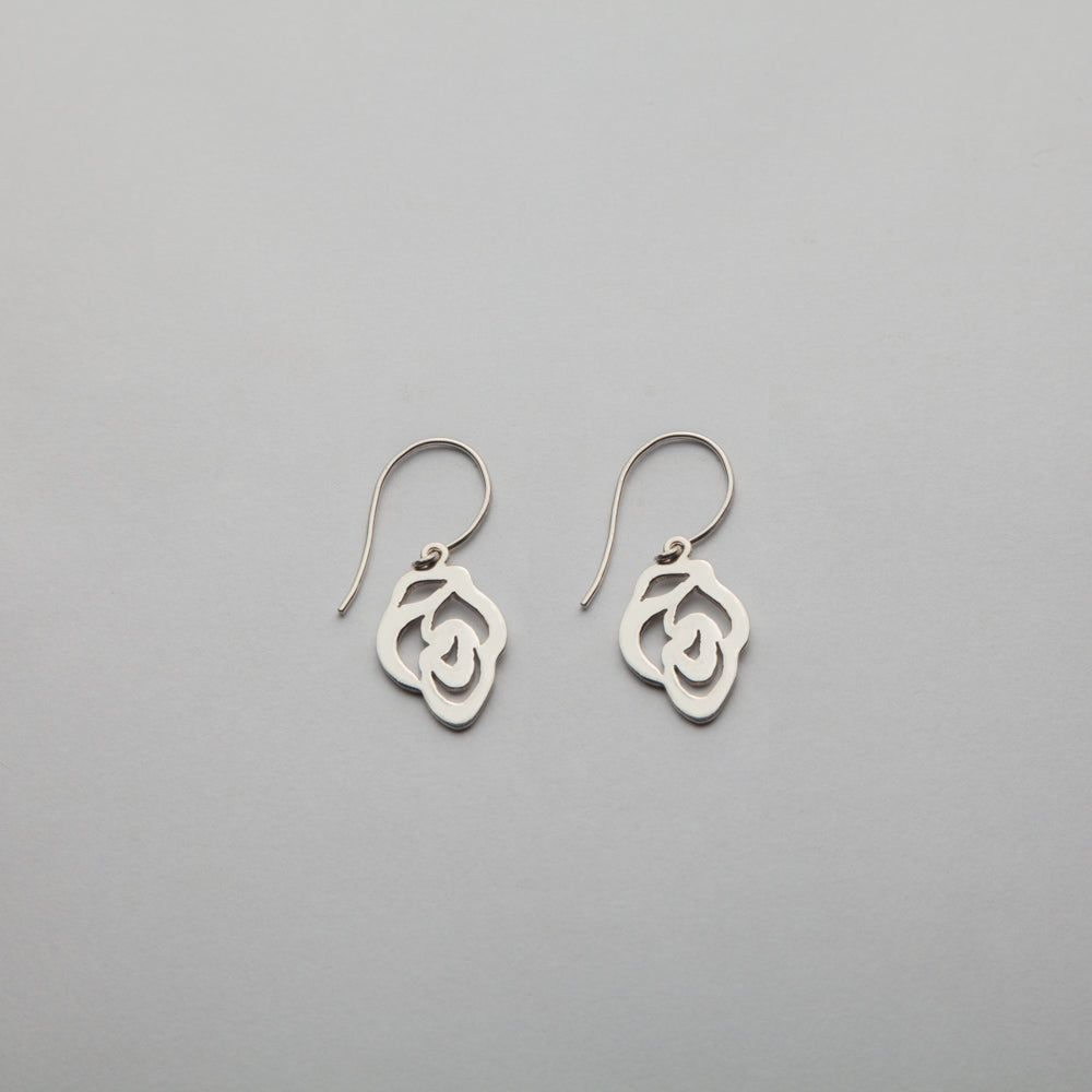 Earrings, ROS-E01
