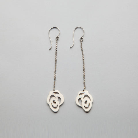 Earrings, ROS-E02
