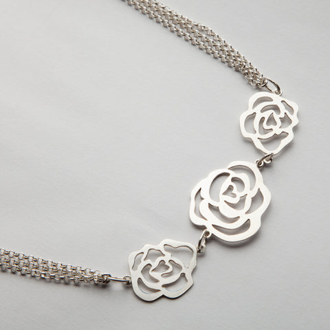 Necklace, ROS-N04