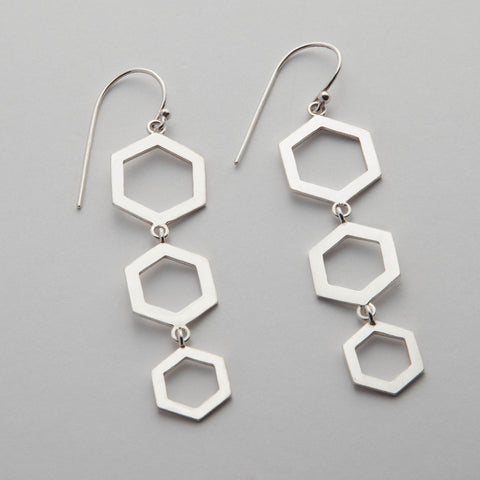 Sweeter Than Honey, Earrings 01