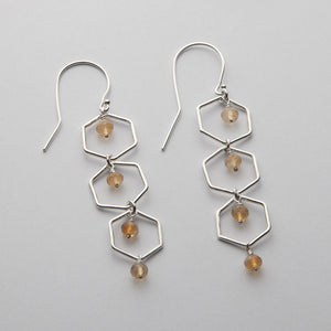 Sweeter Than Honey, Earrings 04