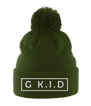 Load image into Gallery viewer, G K.I.D Pom Pom Beanie