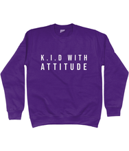 Load image into Gallery viewer, K.I.D With Attitude Jumper