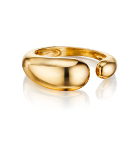 GOCCE COLLECTION  RING - 18KT GOLD