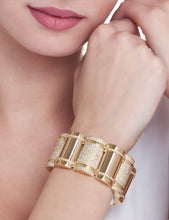 Load image into Gallery viewer, THE BULLET COLLECTION GOLD BRACELET
