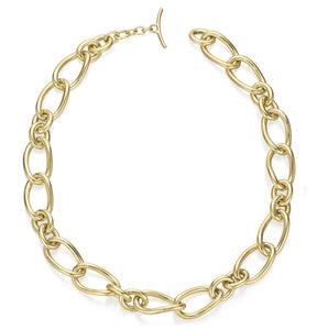 CONTESSA COLLECTION GOLD NECKLACE