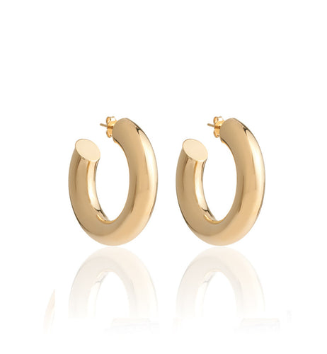 BARBARELLA COLLECTION GOLD EARRINGS - EX-SMALL