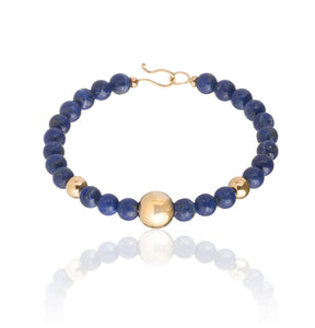 BARBARELLA COLLECTION BRACELET LAPIS