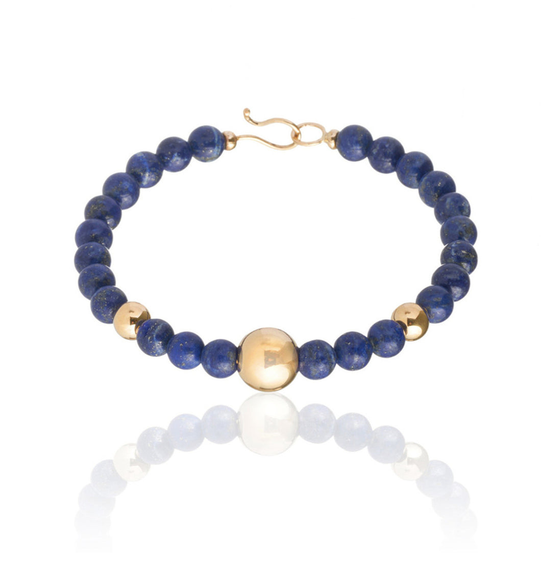BARBARELLA COLLECTION BRACELET - LAPIS