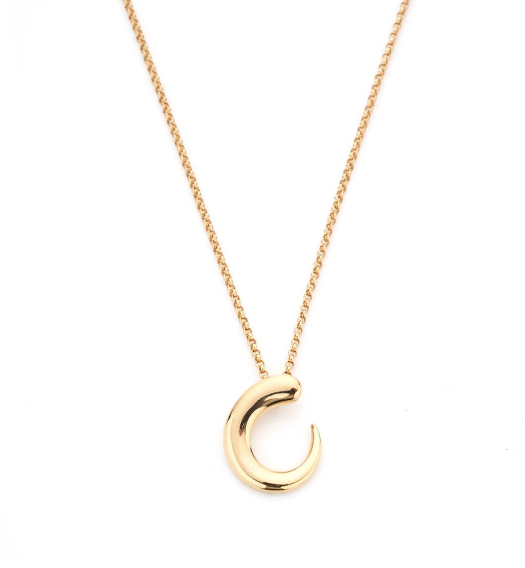 GOCCIOLINE COLLECTION NECKLACE - GOLD