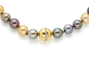 NECKLACE TAHITIAN PEARL - 36""