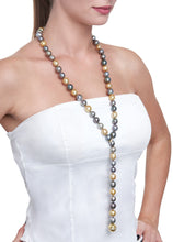 Load image into Gallery viewer, NECKLACE TAHITIAN PEARL - 36""