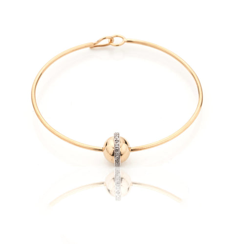 BARBARELLA COLLECTION 18KT GOLD BRACELET