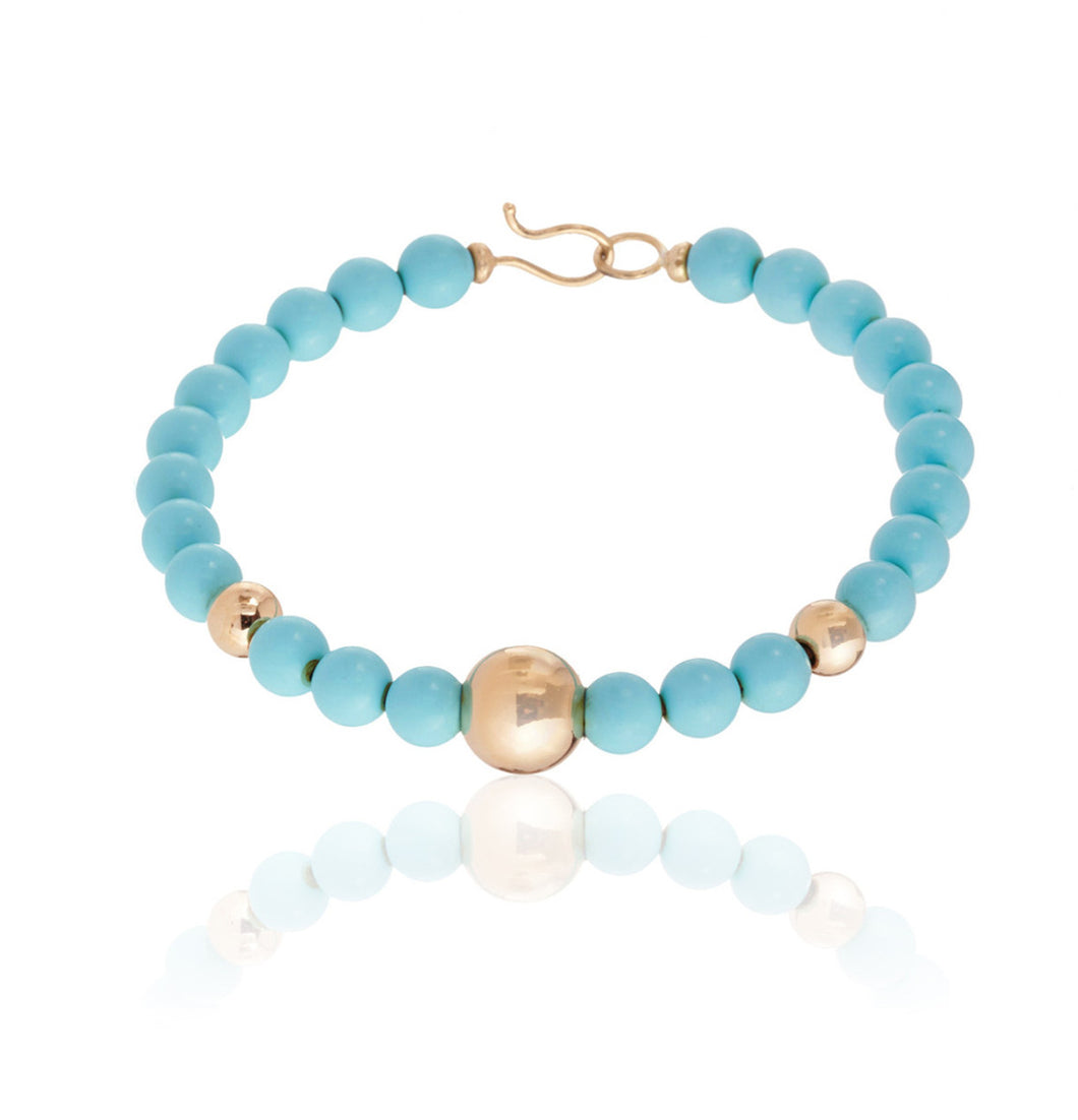 BARBARELLA COLLECTION BRACELET - TURQUOISE