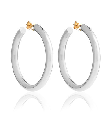 BARBARELLA COLLECTION - 18KT GOLD - STERLING SILVER - LARGE