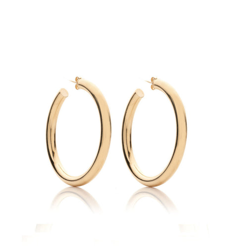 BARBARELLA COLLECTION GOLD EARRINGS - MEDIUM