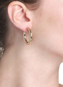 BARBARELLA COLLECTION GOLD EARRINGS - SMALL