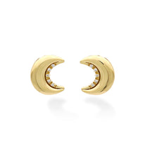 Load image into Gallery viewer, LUNETTE COLLECTION 18KT GOLD