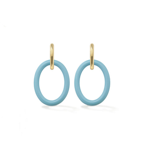 MAMA COLLECTION EARRINGS - TURQUOISE